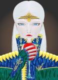 Wampira anime Fotografia Royalty Free
