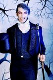 wampira powitanie obrazy stock