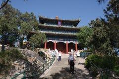 Wan Chunting Pavilion Lizenzfreie Stockfotografie