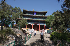 Wan Chunting Pavilion Royalty Free Stock Photography