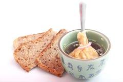 Wan Tan soup Stock Images