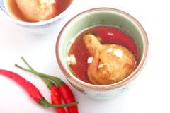 Wan Tan soup Royalty Free Stock Photography