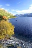 wanaka λιμνών στοκ εικόνα με δικαίωμα ελεύθερης χρήσης