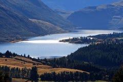 Wanaka, isla del sur Nueva Zelanda imágenes de archivo libres de regalías