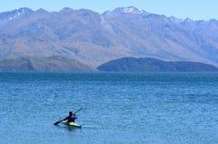 Wanaka - la Nuova Zelanda Fotografia Stock Libera da Diritti