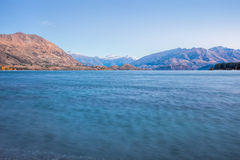 Wanaka Lake Stock Photography