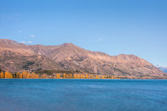 Wanaka Lake Royalty Free Stock Photos