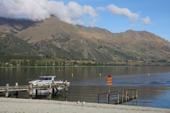 Wanaka, New Zealand Royalty Free Stock Image