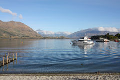 Wanaka, New Zealand Royalty Free Stock Photo