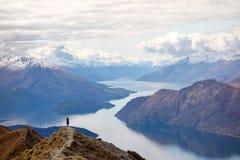 Roys peak royalty free stock photography