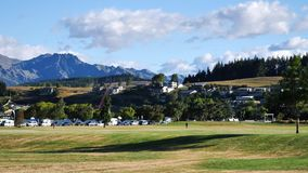 Wanaka, Nuova Zelanda video d archivio
