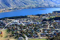 Wanaka,South Island New Zealand. Royalty Free Stock Photo
