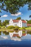 Wanas Castle in Skane Stock Photography