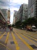 Wanchai Foto de Stock