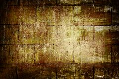 Wand Stockfoto
