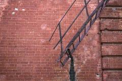 Wand 40 Stockfotografie