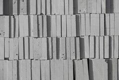 WAND-BAU-BLÖCKE Stockfoto