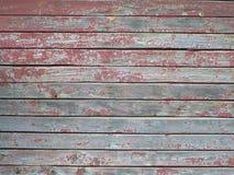 Wand bedeckt mit Brettern lizenzfreies stockfoto