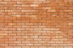 Wand-Beschaffenheitsschmutzhintergrund des roten Backsteins Lizenzfreies Stockbild