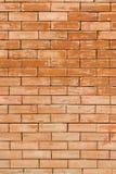Wand-Beschaffenheitsschmutzhintergrund des roten Backsteins Lizenzfreie Stockfotografie