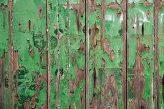 Wand der alten Bretter Stockfotos