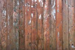 Wand der alten Bretter Lizenzfreies Stockfoto
