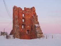 Wand der alten Festung Lizenzfreie Stockfotografie