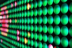 Wand der Leuchte Stockbilder