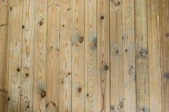 Wand der Planken Lizenzfreie Stockfotografie