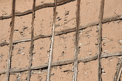Wand der rustikalen Scheune Lizenzfreie Stockfotografie