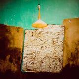 Wand der Straßen-Art Stockfoto