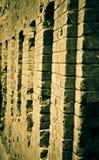 Wand der Verteidigung Stockbild