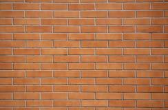 Wand der Ziegelsteine stockfotografie