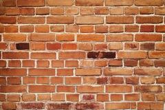Wand des alten Ziegelmauerwerks für Ihren Hintergrund Lizenzfreie Stockfotografie