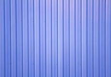 Wand des Blechs stockfotografie