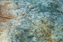Wand des Felsenhintergrundes Stockbild