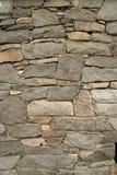 Wand des Felsens Stockbild