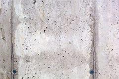Wand des herausgestellten Betons stockfoto