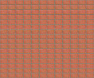 Wand des Musterroten backsteins Lizenzfreie Stockbilder