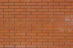 Wand des roten Backsteins Stockbilder