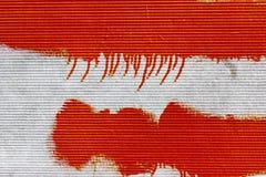 Wand des Schiefers mit Stellen der Farbe lizenzfreies stockfoto