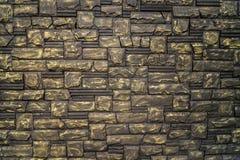 Wand des Steins Stockfoto