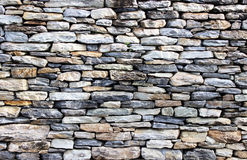 Wand des Steins Stockbild