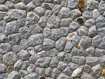 Wand des Steins als der Hintergrundbeschaffenheit Lizenzfreie Stockfotos