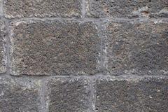 Wand des Zementes entsteint abgenutztes mit Zeit Stockfotos