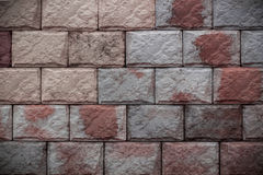 Wand-Fliesen Lizenzfreies Stockbild