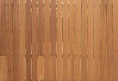 Wand-hölzerne Planken Lizenzfreies Stockfoto