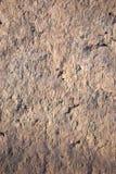 Wand hergestellt vom Lehm Stockfoto