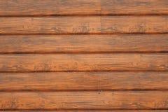 Wand hergestellt von den h?lzernen Planken H?lzerne Wandbeschaffenheit stockbilder