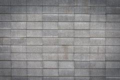 Wand hergestellt von den Ziegelsteinen stockfotografie